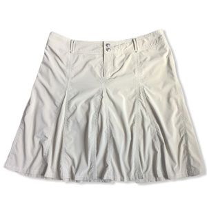 Athleta Everyday Skort Tan 16